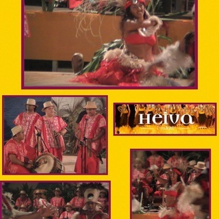 タヒチアンダンス と 骨盤 エクササイズ クラス レッスン