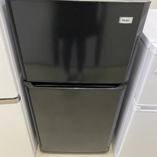 冷蔵庫 Haier ハイアール JR-N106K 2016年製 ...