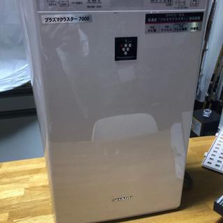 SHARP プラズマクラスター 7000 加湿空気清浄機 ⑤