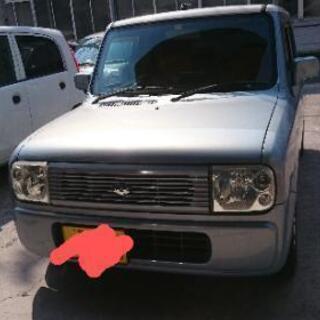 ラパンX2  車検令和3年11月
