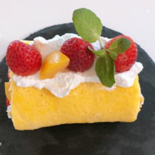 ミニフルーツロールケーキ