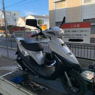 ヤマハ/規制前ジョグZR!3YK
