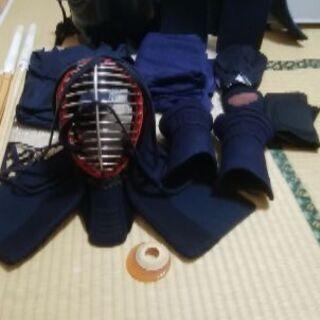 剣道防具一式