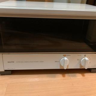 SANYO SK-WA12 オーブントースター