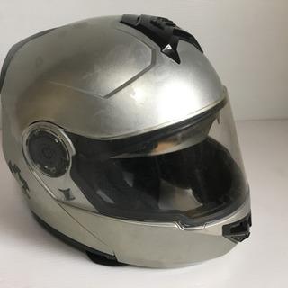 RIDEZ フルフェイスヘルメット GK SAND SILVER...