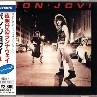 ボン。ジョヴィ。1988. Bon Jovi Japan …