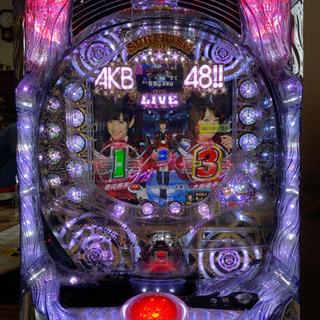 CRぱちんこAKB48(1/199)パチンコ実機(循環加工無し)