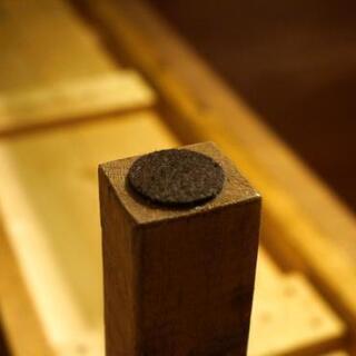 無垢木製8人掛けダイニングテーブル&ベンチ - 売ります・あげます