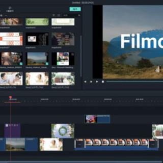 「オンライン」premiere proを使った動画編集