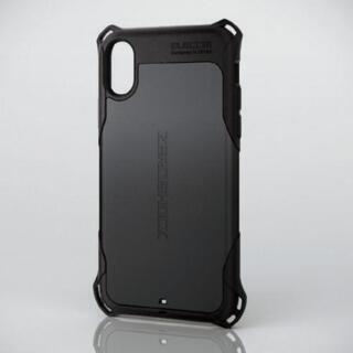 ELECOM ZEROSHOCK for iPhoneX【新品】...