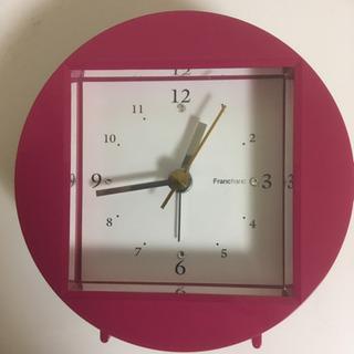 フランフラン  置時計