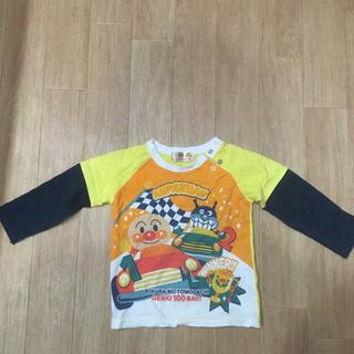 アンパンTシャツ 長袖 95