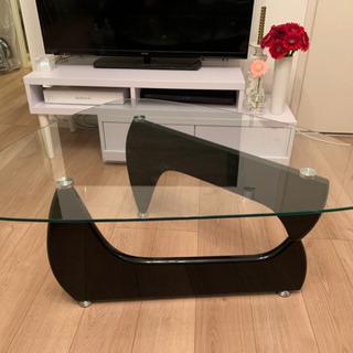 ガラステーブル デザイナーズ