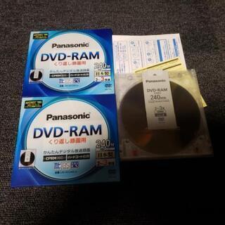 新品★くり返し録画用 Panasonic パナソニック DVD-...