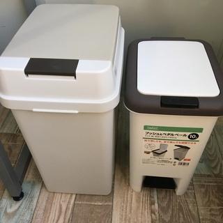 家具激安で多数出品中 美品 オフィス用 ゴミ箱 2コセット
