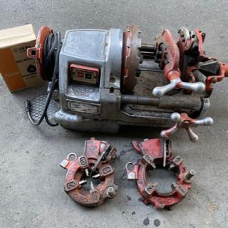 REX レッキス N80AⅢ ねじ切り機 パイプマシン