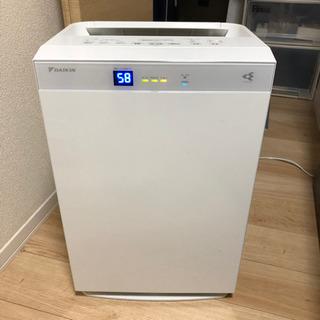 美品!DAIKIN ダイキン MCK70TKS-W 空気清浄機 加湿器