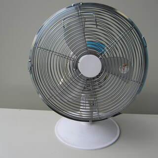 メタル扇風機 ドウシシャ製 KIM-231S