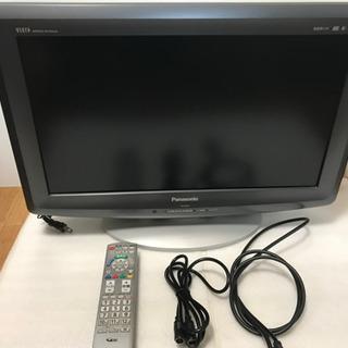美品 09年製 Panasonic 20v型 液晶テレビ TH-...