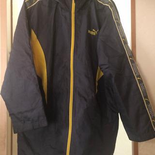 プーマ☆ハーフコート160cm