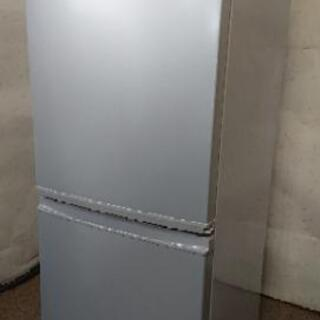 SHARP ノンフロン冷蔵庫 2009年製 SJ-14S-S
