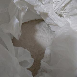 熱帯魚用の白い砂