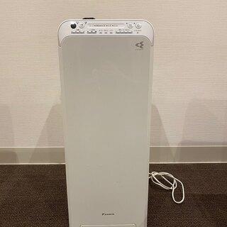 【ダイキン】加湿空気清浄機 MCK55T-W [ホワイト]