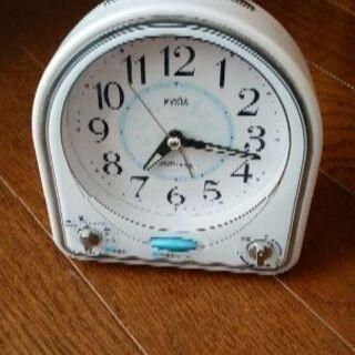 置き時計 ジャンク