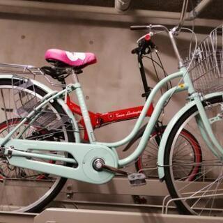 美品自転車