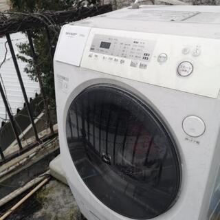 SHARP ドラム洗濯機 2012年式