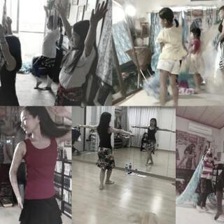 春日市でベリーダンス教室