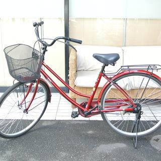 (商談中です)アサヒ affiche 26インチ 自転車 シティ...
