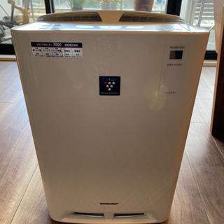 SHARP プラズマクラスター加湿空気清浄機