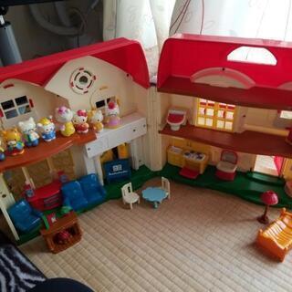 キティちゃんの家
