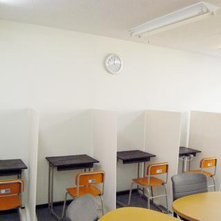五井駅前の自習室の造作譲渡