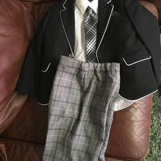 男児スーツ110