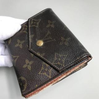 正規品 ルイヴィトン Wホック 財布 ユニセックス