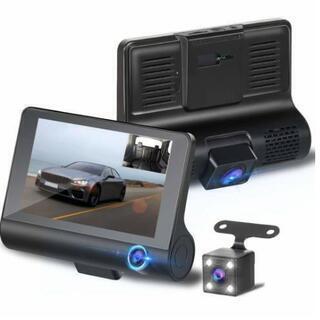 3カメラドラレコ新品未使用