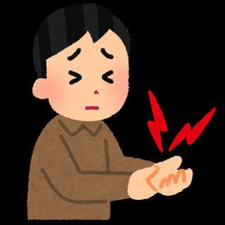手首の痛みについて〜