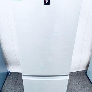 ❸366番 SHARP✨ ノンフロン電気冷蔵庫❄️  SJ-PD...