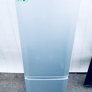 ❸368番 MITSUBISHI✨ ノンフロン電気冷蔵庫❄️  ...