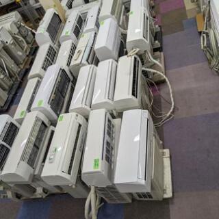 🍧在庫130台!取付込!エアコン多数販売!移設などエアコンに関する工事何でもご相談下さいませ☺29000〜  ペイペイ、ネット決済対応できます☺ - リサイクルショップ