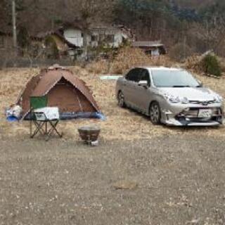 月末キャンプ