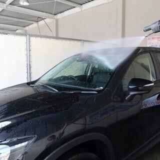 月給制16.5万円から博多区での洗車・回送業務~完全週休二日制