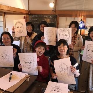 11月14日 絵を描くことを諦めている大人のための絵画教室…