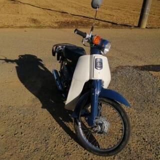 HONDAスーパーカブ 原付き 50cc