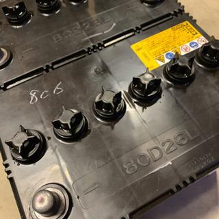ユアサバッテリー 80D26L