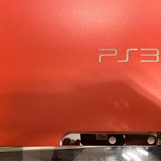 PlayStation3(320GB)スカーレットレッド (CE...