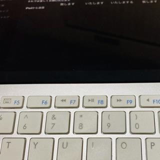 ワイヤレスキーボード BK3001BA bluetooth - 綾瀬市