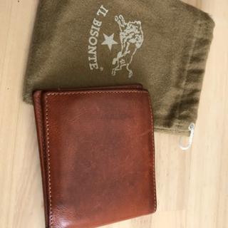 イルビゾンテ 二つ折り財布